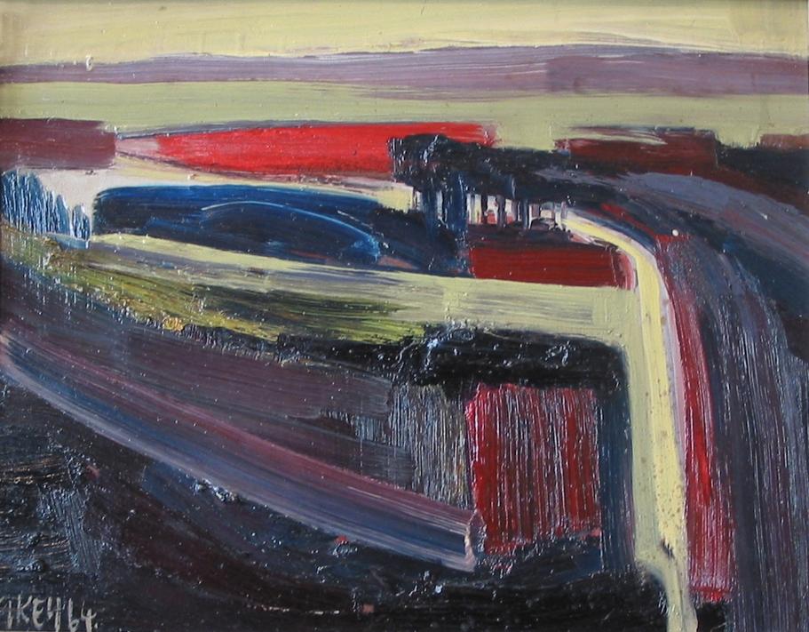 Nab, oil 1964