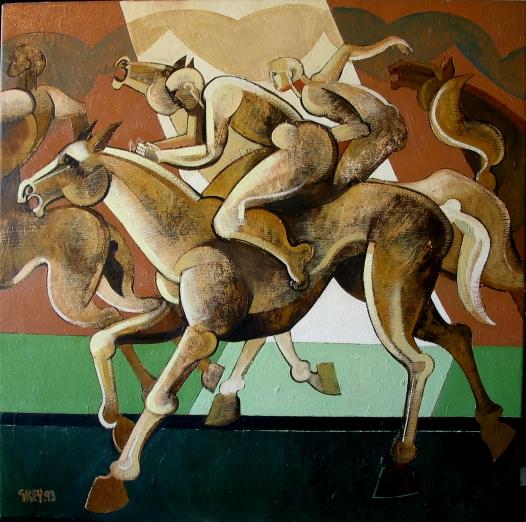 race, oil 1993