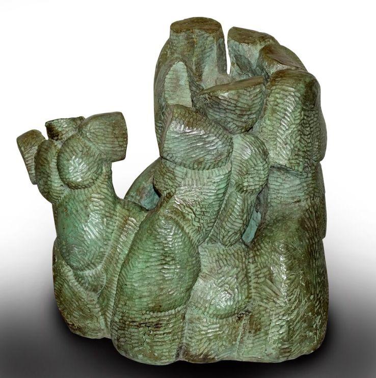 dance, bronze 1985